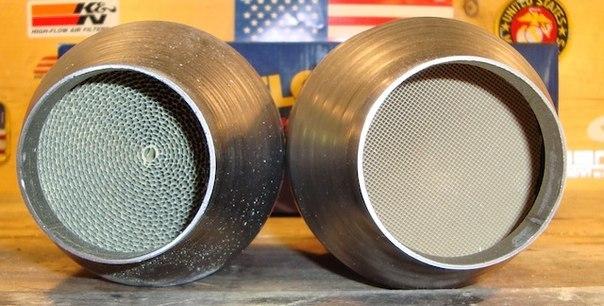 металлический и керамический бу катализаторы