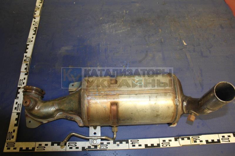 Скупка и выкуп БУ катализаторов Fiat 55217451 фильтр DPF