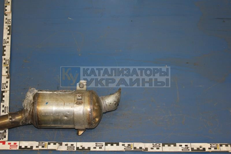 Скупка и выкуп БУ катализаторов Ford CC J0 10 3M515F 297RA