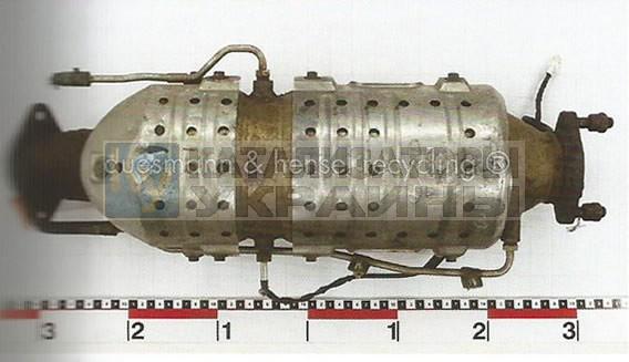 Скупка и выкуп БУ катализаторов HYUNDAI №15