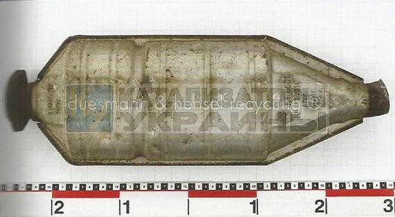Скупка и выкуп БУ катализаторов MERCEDES №03