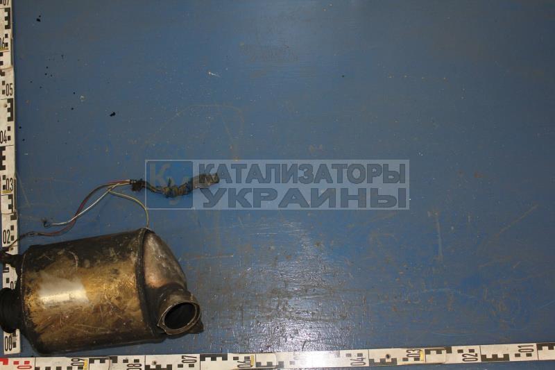Скупка и выкуп БУ катализаторов Mercedes KT 1171 дизель