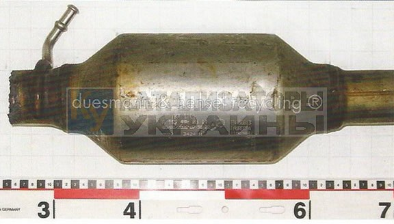 Скупка и выкуп БУ катализаторов MERCEDES №34