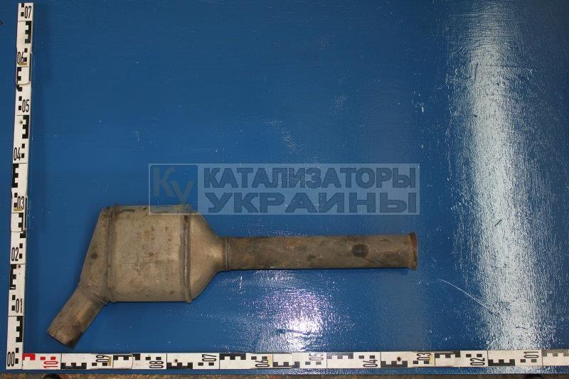 Скупка и выкуп БУ катализаторов Mercedes KT1128 дизель