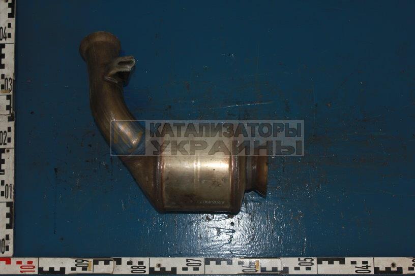 Скупка и выкуп БУ катализаторов Mercedes KT 1132 дизель