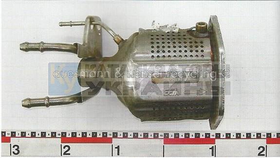 Скупка и выкуп БУ катализаторов PSA №129