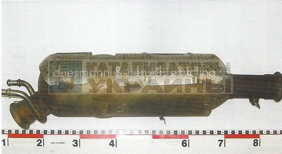 Скупка и выкуп БУ катализаторов PSA №51