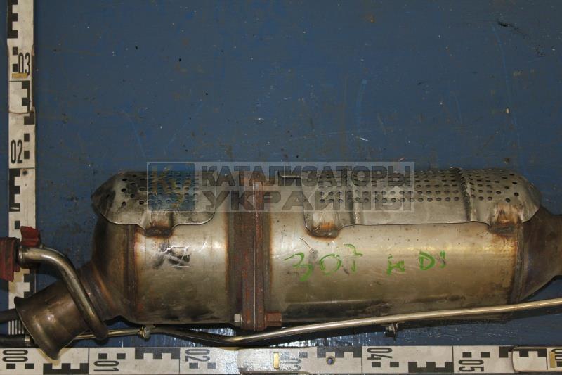 Скупка и выкуп БУ катализаторов PSA K 195