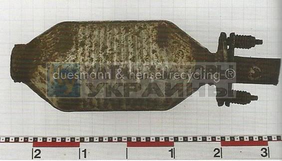 Скупка и выкуп БУ катализаторов VW №01