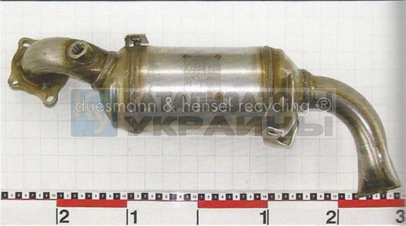 Скупка и выкуп БУ катализаторов VW №105