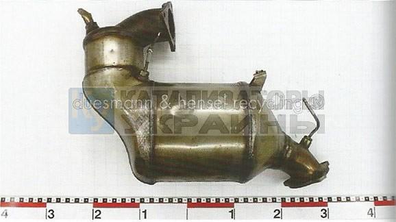 Скупка и выкуп БУ катализаторов VW №60