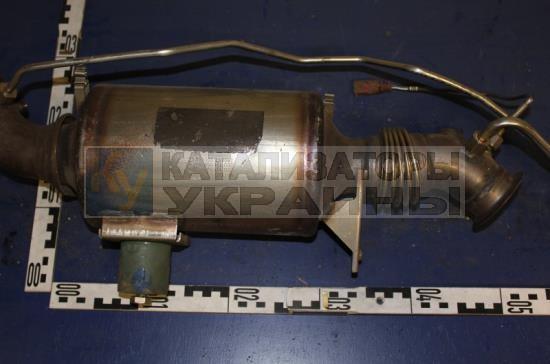 Скупка и выкуп БУ катализаторов VW 145 2F0 181 BA , D 15004 DPF